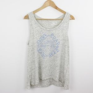 Old Navy Heather Grey Tank
